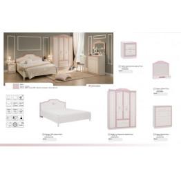 Модульная  спальня Диана-голд