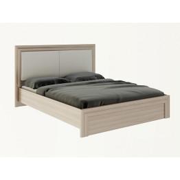 Глэдис М31 Кровать 1,6 с ламелями и мягкой частью