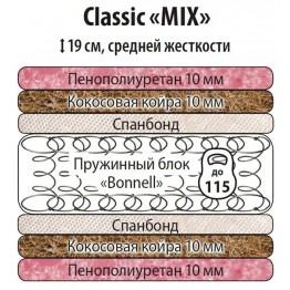 Матрац Classic Mix 1200 мм