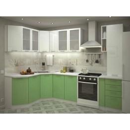 Модульная кухня  Настя (фрезеровка