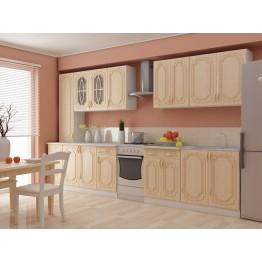 Модульная кухня  Настя (береза)