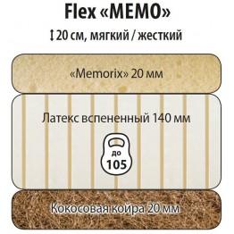 Матрац Flex Memo 1200 мм