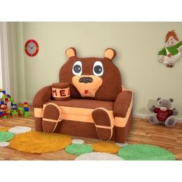 Детский диванчик Мишка