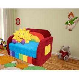 Детский диван Радуга